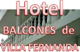 Hotel Balcones de Villa Fernanda  En Melgar