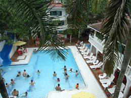 Hotel Balcones de Villa Fernanda Melgar